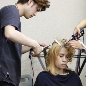 OC 表参道コレクション2017-2018 OMOTESANDO COLLECTIONS HAIR