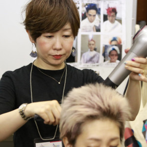 OC 表参道コレクション2017-2018 OMOTESANDO COLLECTIONS HAIR